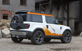 land rover defender svx land rover will build svx discovery for extreme off road
