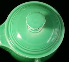 homer laughlin vintage homer laughlin vintage light green demitasse coffee pot