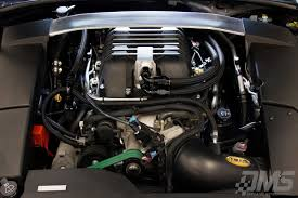 2009 cadillac cts v milled and reinforced zl1 lid and 12an fitting hose kit for 2009