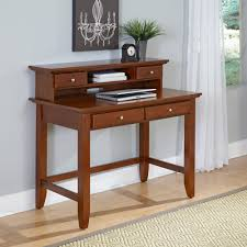 Computer Desk With Hutch Cherry by Home Styles Chesapeake Student Desk And Hutch Walmart Com