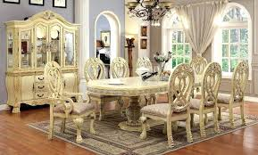 white dining room sets dining table set decoration formal dining room set in white