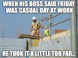Construction Memes - construction special safety gear latest memes imgflip