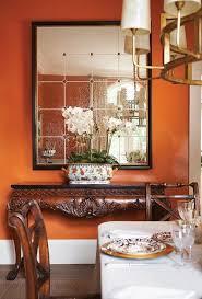 Best  Orange Wall Mirrors Ideas On Pinterest Orange Bathroom - Burnt orange dining room