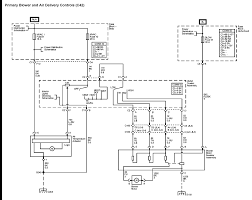2003 chevy blower motor wiring diagram image details