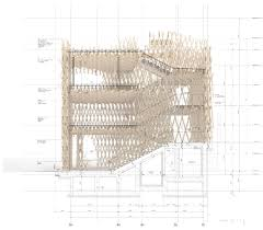 Floor Plan For Bakery Shop by Sunnyhills Cake Shop By Kengo Kuma Wrapped By Intricate Timber Lattice