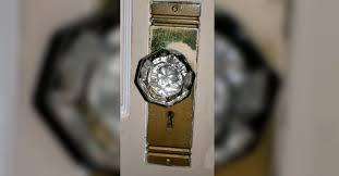 Vintage Glass Door Knobs by Glass Doorknobs Might Present A Surprising Fire Hazard