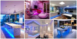 Interior Led Lights For Home 15 Adorable Led Lighting Ideas For The Interior Design