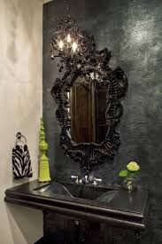 Dark Bathroom Ideas by 16 Best Gothic Bathrooms Images On Pinterest Bathroom