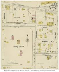 sanborn maps of texas perry castañeda map collection ut