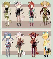 Anime Character Design Ideas 1421 Best Clothes Images On Pinterest Character Design Drawing