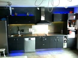 spot encastrable cuisine led eclairage cuisine spot encastrable led sous meuble cuisine
