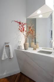 Powder Room Sink Ideas Modern Powder Room Design Zamp Co