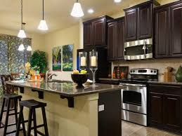 kitchen with island and breakfast bar amazing kitchen island with breakfast bar design ideas in modern