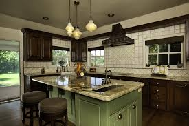 retro kitchen lighting ideas brilliant glass window fit to retro kitchens with modern gas range