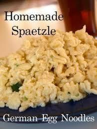 comment cuisiner des spaetzle how to spaetzle egg noodles noodle and german