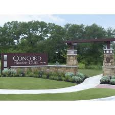Cottages At Brushy Creek by Concord At Brushy Creek Estate In Round Rock Tx New Homes