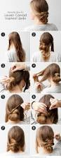 easy updo inspired by lauren conrad more com