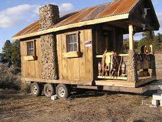 tiny cabin on wheels log cabin on wheels with covered porch for sale 3 500 cers