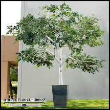 custom artificial trees fabricated trees large artificial trees