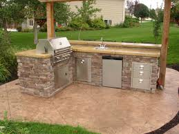 How To Build A Outdoor Kitchen Island Kitchen Room Build Outdoor Kitchen Island Wood Vs Diy Outdoor
