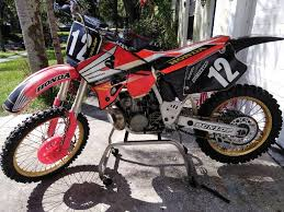 1996 honda cr series 250r brandon fl cycletrader com