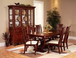 amazing ideas cherry dining room table opulent design shaker