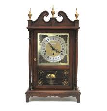Barwick Grandfather Clock Howard Miller Model 4993 Triple Chime Mantel Clock Ebth