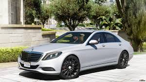 mercedes maybach s500 benz s500 w222 2 2 for gta 5