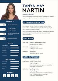 designer resume template graphic designer resume template 11 free word pdf format