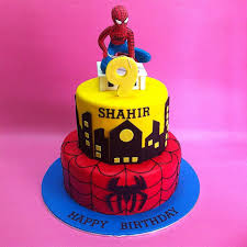 3d cake 3d marvel stacked cake fondant cakes jb kl penang