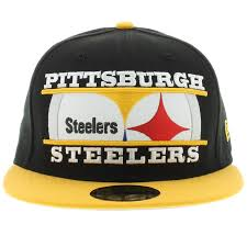 pittsburgh steelers logo zoom 59fifty craniumfitteds