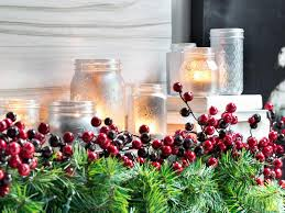christmas home decoration ideas country christmas decorations hgtv