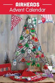 airheads advent calendar recipe christmas countdown crafts