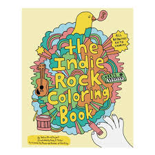 the indie rock coloring book u2013 npr shop