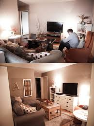 before after small living room design home is where the heart is