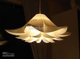 Flower Pendant Light Adorable Flower Pendant Light Decor Arrangement Ideas