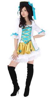 Devil Angel Halloween Costumes Coscommu Rakuten Global Market Pirate Blue Tot105 Cosplay
