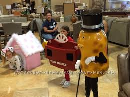 Planters Peanuts Commercial by Coolest Homemade Planters Peanut Costumes