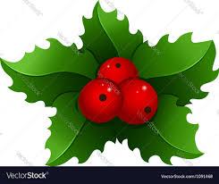 christmas mistletoe christmas mistletoe icon royalty free vector image
