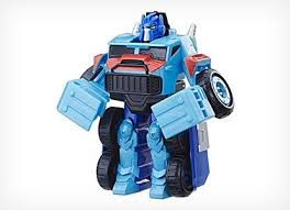 optimus prime pinata 37 covet worthy transformers rescue bots toys notes
