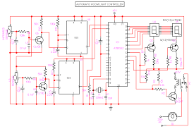 finalyearprojects automatic room light controller with