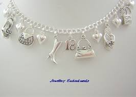 birthday charm bracelet design gallery inspiration charms