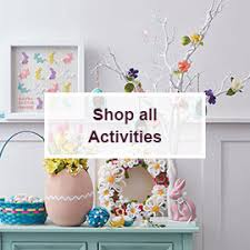 Easter Decorations Homebase by Easter Craft Ideas And Activities Hobbycraft
