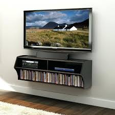Wall Mount Tv In Apartment Black Modern Tv Stand Wall Mounted Shelf Ideas About Mounting On