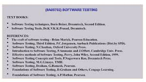 software testing techniques computer science and engineering ppt