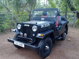 jeep india modified mahindra cj 500d my modified jeep beauty