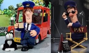postman pat delivering 30 television u0026 radio