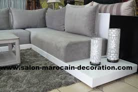 canapé salon marocain canapé marocain moderne fashion designs