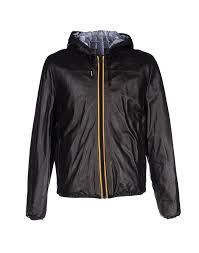 k way er dark green men coats and jackets k way vesta 3in1 ski
