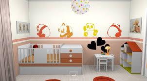 chambre bébé panda deco chambre bebe panda visuel 4